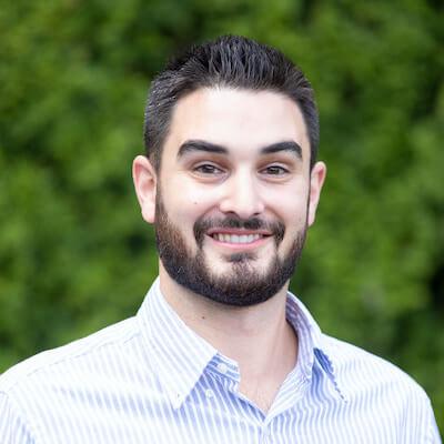 Headshot of Dr. Nicholas Kitcoff